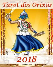 Tarot dos Orixas 2018