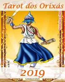 Tarot dos Orixas 2019