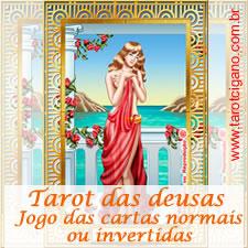 Tarot das deusas leitura online