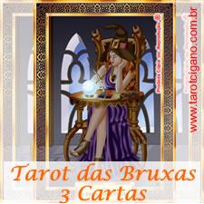 Tarot online das bruxas