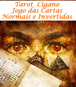 Tarot Cigano normal invertida