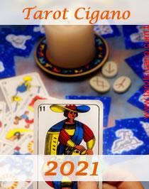 Tarot Cigano 2021