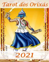 Tarot dos Orixas 2021