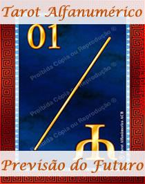 Tarot Alfanumérico previsão do futuro